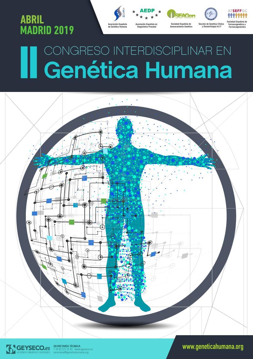 II Congreso Interdisciplinar de Genética Humana